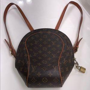 Monogram Louis Vuitton Ellipse backpack 🎒
